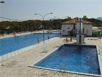 Olympic thermal swimming pool, diving pool and Hydromassagge