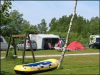Camping recreatiecentrum Lauwersoog